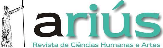 ARIÚS: Revista de Ciências Humanas e Artes